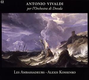 Photos: ヴィヴァルディ:ドレスデンの豪奢なヴァイオリン協奏曲5編