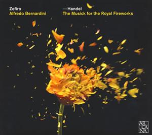 Photos: ヘンデル:「王宮の花火の音楽」(演奏会版) / 二つの合奏体のための協奏曲(全3曲)