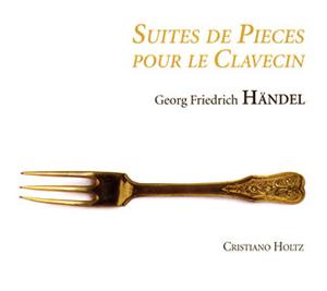 写真: ヘンデル氏の「クラヴサン曲集」~チェンバロ独奏のための組曲と小品