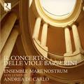 写真: 17世紀ローマのガンバ合奏~バルベリーニ宮の音楽会~