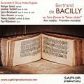 写真: バシイ:まじめな歌、酒の歌、そして…~17世紀フランス、歌の美しさと古楽器の魅力~