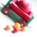 heartのトマト運んで~♪