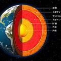 Photos: 地球の地殻