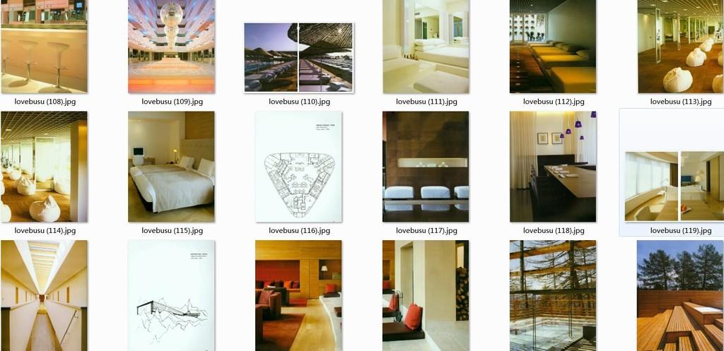 酒店设计图片集