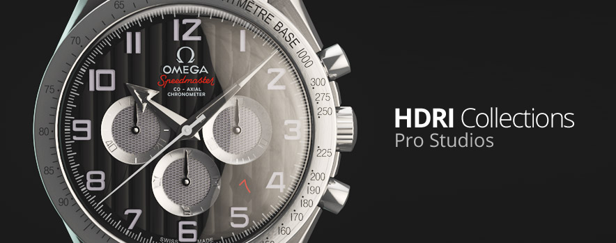 [C4D预设]GSG New HDRI Collection Pro Studios