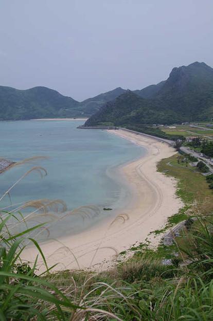 s1638_渡名喜島あがり浜