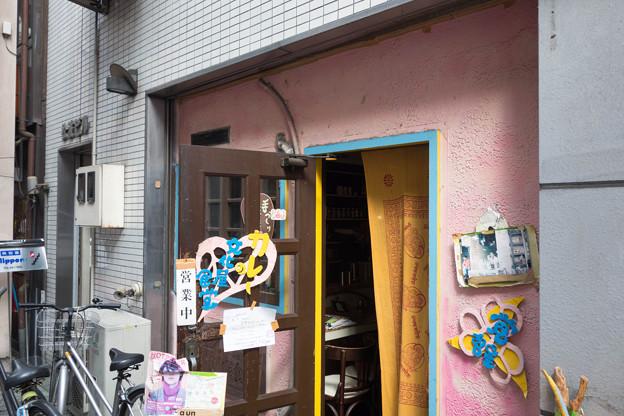 【再訪】岐阜県岐阜市 カレーの文化屋食堂