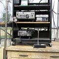Photos: 農業ハウス内での無線設備
