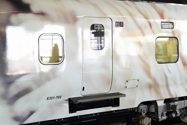写真: '16 1/5 E3系R19編成試運転-16