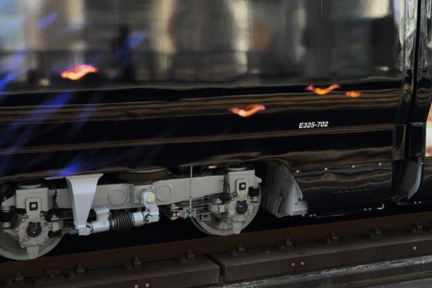 写真: '16 1/5 E3系R19編成試運転-27