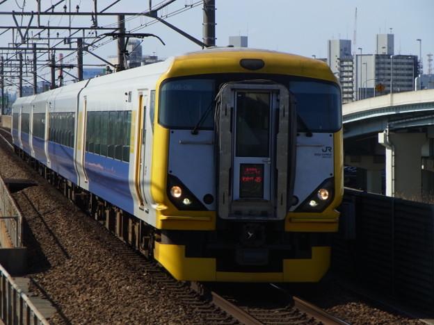京葉線 特急わかしお安房鴨川行 RIMG0442