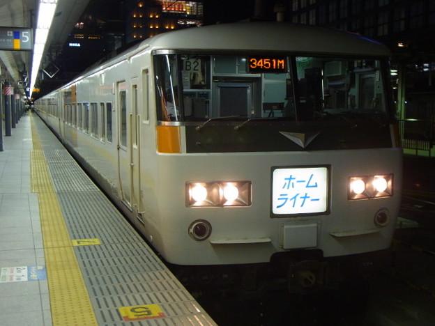 高崎線 ホームライナー鴻巣鴻巣行 RIMG2224