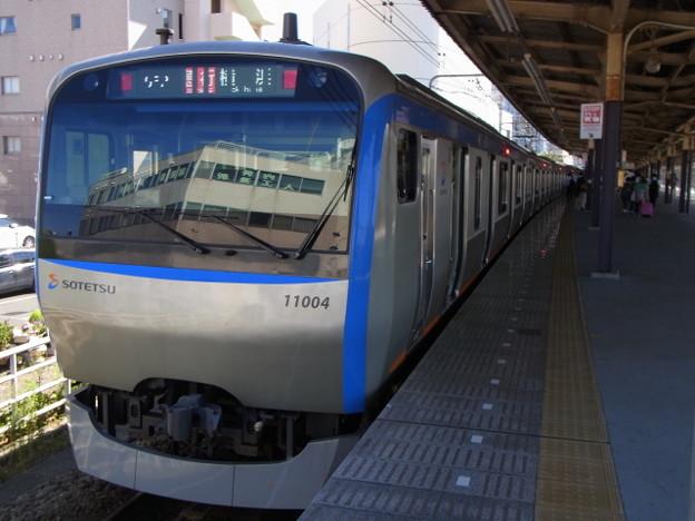 相鉄本線 急行横浜行 RIMG2470