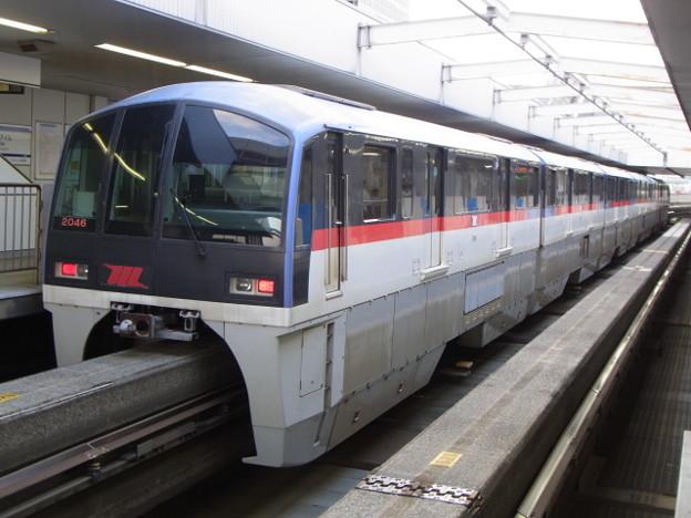 東京モノレール羽田空港線 区間快速羽田空港行 RIMG2669