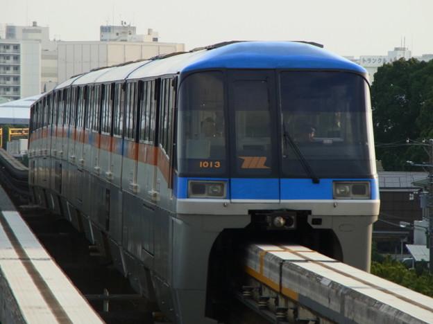 東京モノレール羽田空港線 普通浜松町行 RIMG2673