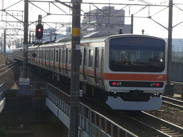 京葉線 普通東京行 RIMG2998