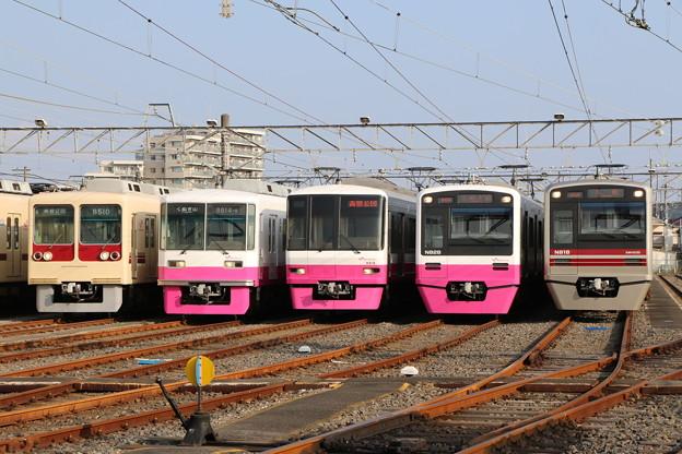 新京成8000・8800・8900・N800形