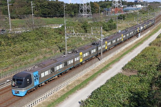 北総(千葉NT鉄道)9100形 9108F