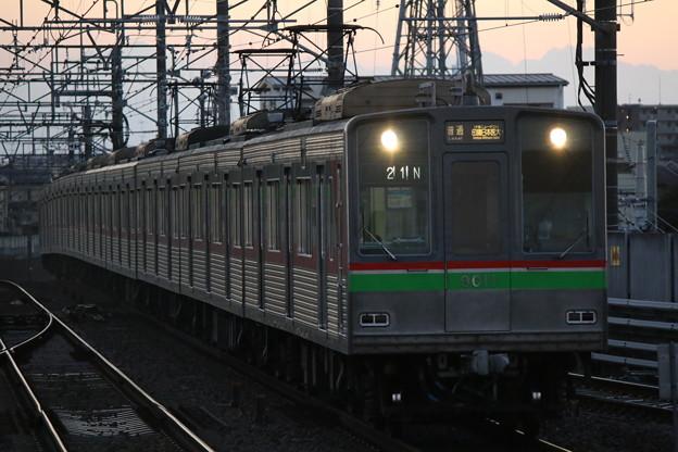 北総(千葉NT鉄道)9000形 9018F