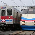 京成3500形 3588F・AE100形 AE168F