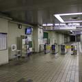 写真: 京成東成田線 東成田駅改札