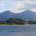 Photos: 10檜原湖から磐梯山