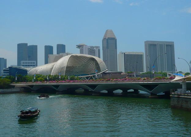 写真: Esplanade Theatres on the Bay,Singapore