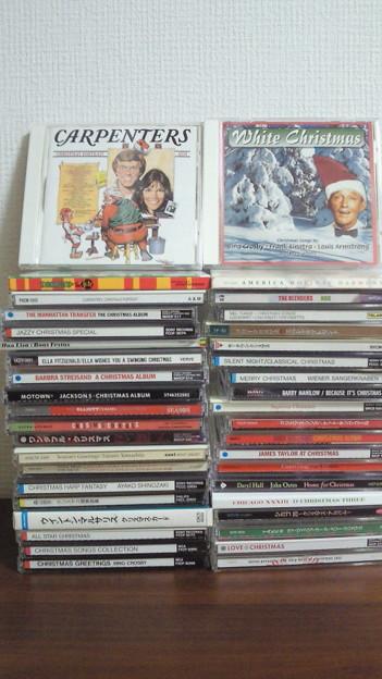 12月はクリスマスソング!毎年今頃はレコード屋さんでCD 探すのが楽し...