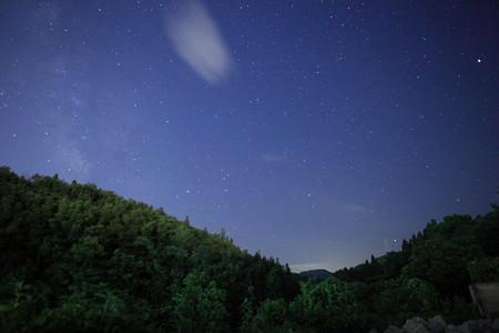 初めての星撮影3