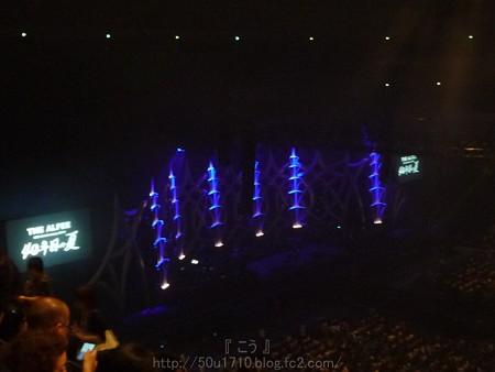 140727-THE ALFEE 夏イベ@たまアリ ステージ全景