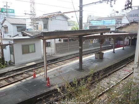 151017-阪堺電車 住吉公園電停 (1)