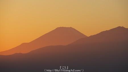 151104-今日の富士山 (2)