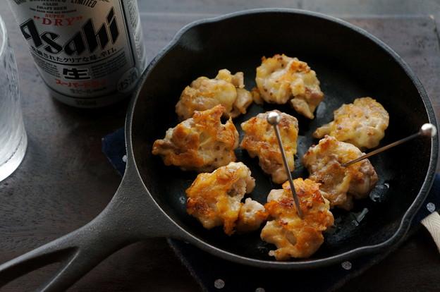写真: ポークとチーズの香ばしグリル