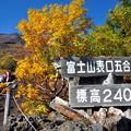 富士山五合目登り口