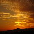 写真: 太陽柱 (1)