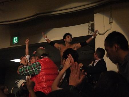 澤宗紀引退試合 澤宗紀vs日高郁人 ZERO1 YARISUGI FOREVER 2 後楽園ホール (2)
