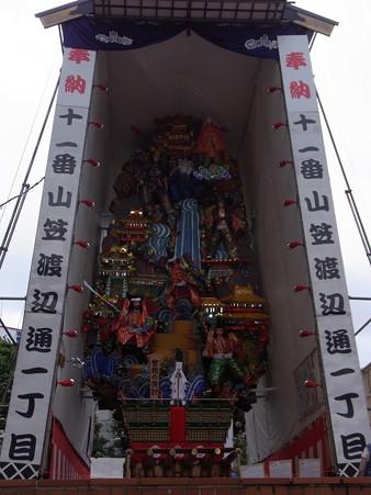 28 博多祇園山笠 飾り山 ホテルニューオータニ 福岡 曽我の夜討(そがのようち)2012年 写真画像3