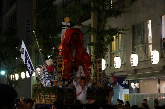 2014年 博多祇園山笠 追い山 写真 (19)