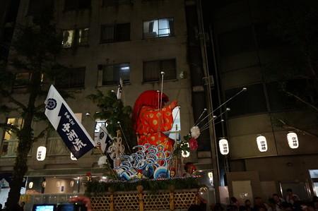 2014年 博多祇園山笠 追い山 写真 (21)