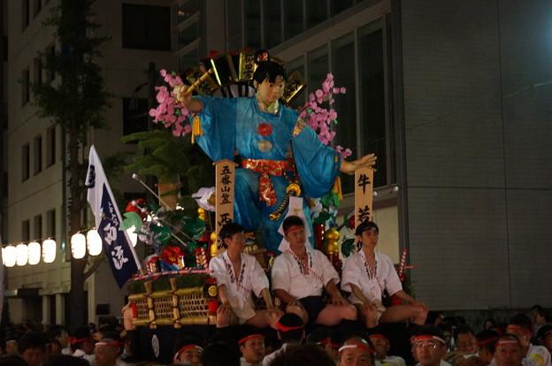 2014年 博多祇園山笠 追い山 写真 (26)