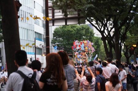 2014年 博多祇園山笠 追い山 写真 (83)