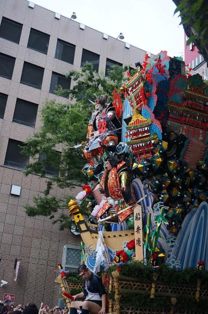2014年 博多祇園山笠 追い山 写真 (86)