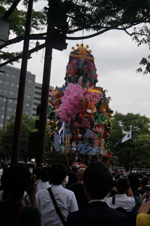 2014年 博多祇園山笠 追い山 写真 (89)