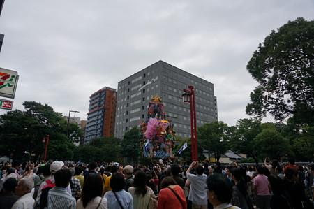 2014年 博多祇園山笠 追い山 写真 (95)