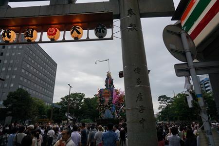 2014年 博多祇園山笠 追い山 写真 (96)
