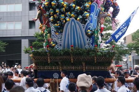 2014年 博多祇園山笠 追い山 写真 (103)