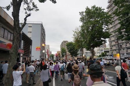 2014年 博多祇園山笠 追い山 写真 (105)