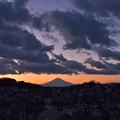 Photos: 逗子からの富士山