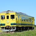 いすみ鉄道 普通列車20D (いすみ351) 後追い