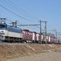 貨物列車3064レ (EF66101)